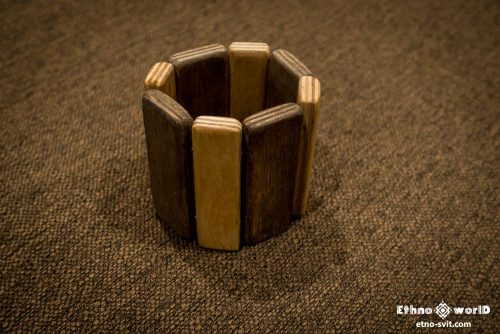 Браслет Wooden style
